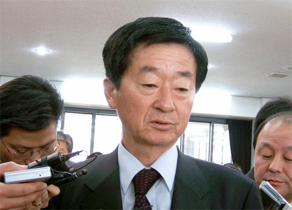 고 노무현 전 대통령 친형 노건평 씨
