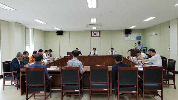 고성읍 기관단체협의회, 2018년 3분기 정기회의 개최 (1).jpg