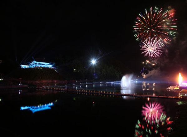 0515 제60회 밀양아리랑대축제-폐막 불꽃 쇼.JPG