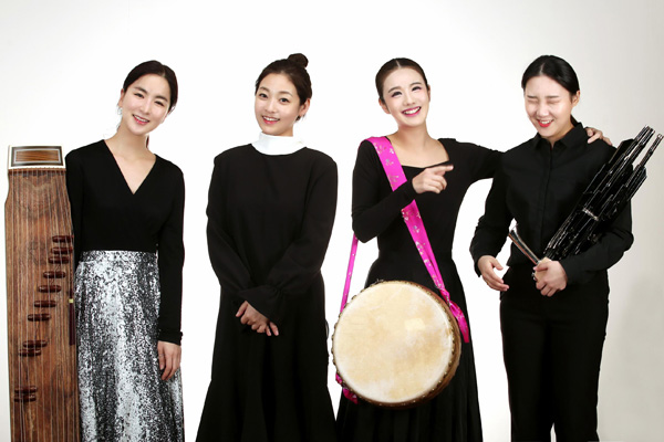 산청군 기산국악당 공연 니나노언니들 1.jpg