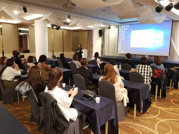 고성군, 2019년 어린이집 보육교직원 워크숍 (1).JPG