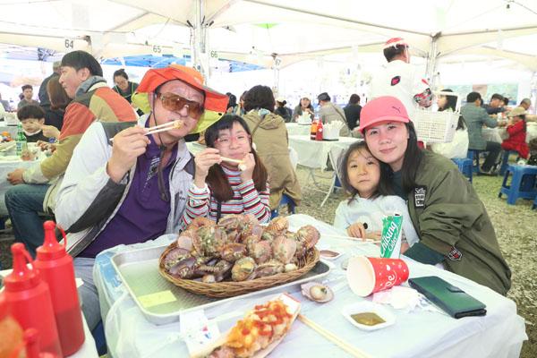 제3회 고성가리비수산물축제 (2).JPG