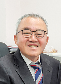 김흥구(행복한요양병원 부이사장)