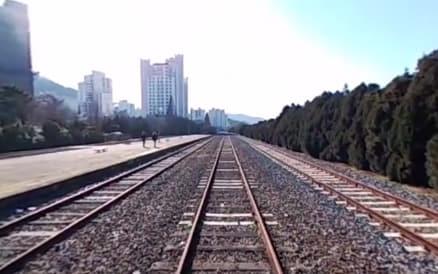 [360영상] 창원 동읍 덕산역 풍경