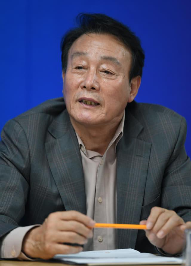 정원호 (주)삼성금속 대표이사/김승권 기자