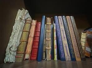 김지숙 'Book binding(2021)'