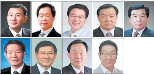 6·13 지방선거 누가 뛰나 (5) 통영시장
