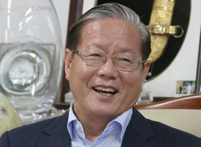[경남인] 6월 말 퇴임 앞둔 김동진 통영시장