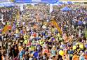달림이들, 양산서 '건강 축제'