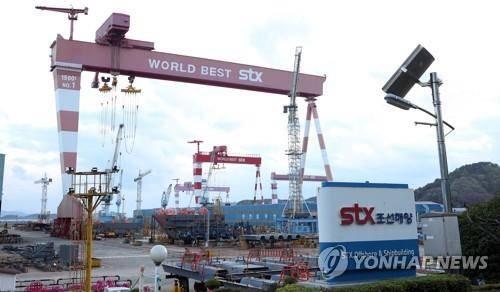 STX조선, 선수금환급보증 받아 수주 선박 3척 계약 확정