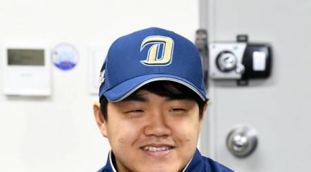 """NC 투수 장현식 """"보는 야구 재미없다, 올해는 직접 던질 것"""""""