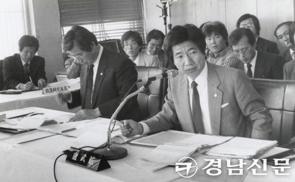 [옛사진 추억여행] 고 노무현 전 대통령