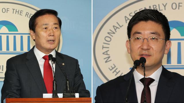 김성찬 의원 불출마 선언…