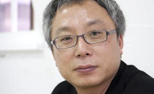 경남도립극단 초대 감독 박장렬씨