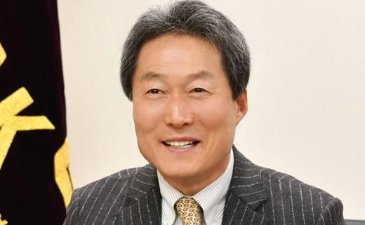 [만나봅시다] 지난달 취임한 김정주 대한건설협회 경남도회장