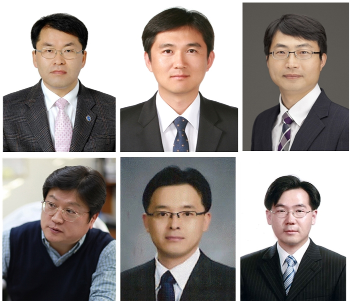 경상대 교수 6명 '과학기술 우수논문상' 수상