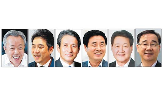 2022년 지방선거 누가 뛰나 (16) 하동군수