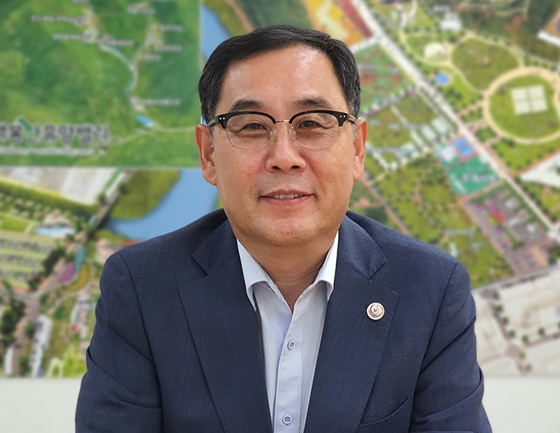 [만나봅시다] 김종순 2021함양산삼항노화엑스포 조직위원회 사무처장