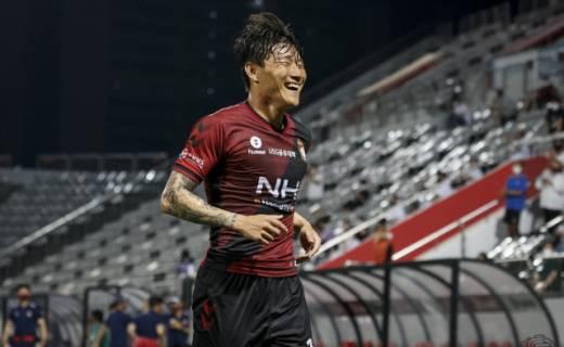 경남FC, 창원에서 귀중한 승리를 외치다